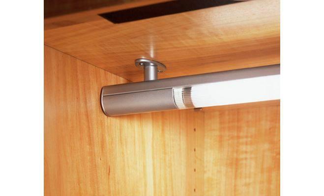 Светильник подвесной для шкафа plus mp70, 16в 950 мм - купит.