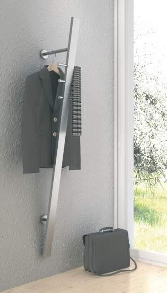 Вішалка - тримач нержавіюча сталь матова 306 х 1554 мм - купити за ... 3a68ffe16941b