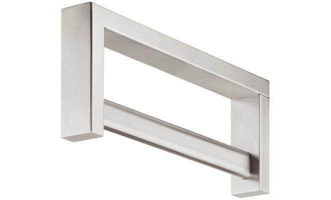 Вішалка - тримач нержавіюча сталь матова 40 х 125 х 300 мм - купити ... 710d4d69605d2